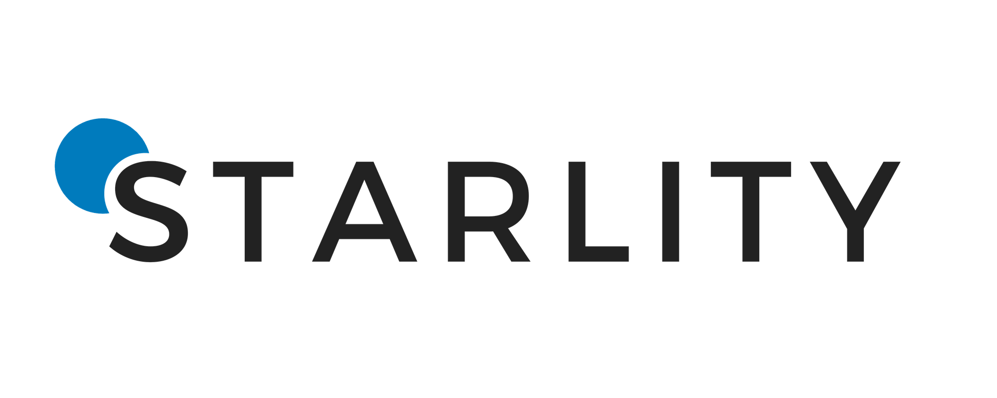 Starlity logo Bubble app