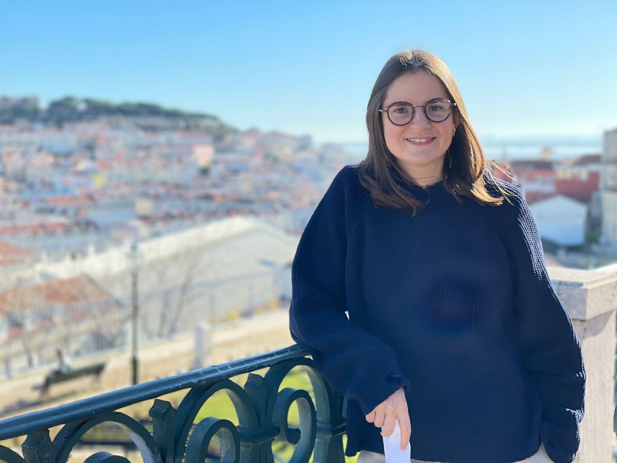 Quiq founder, Marta Calvinho