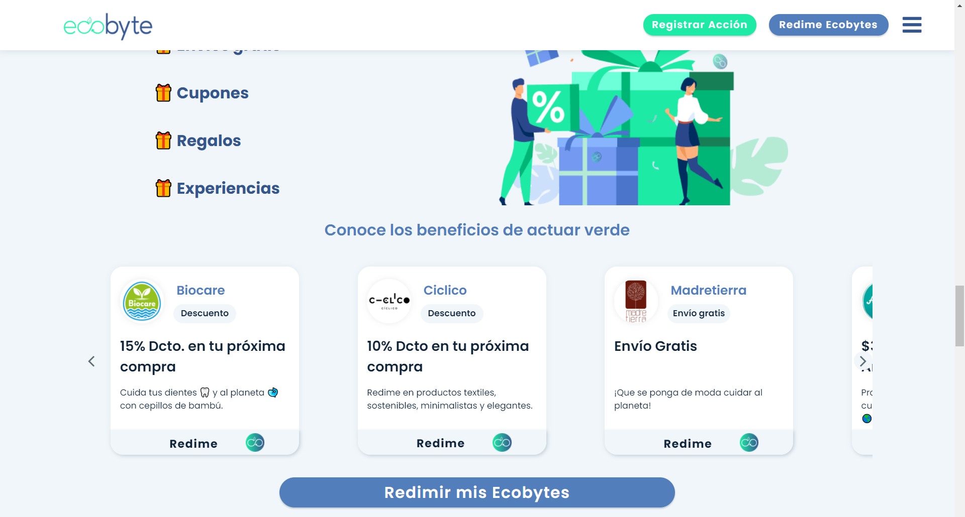 Ecobyte's benefits