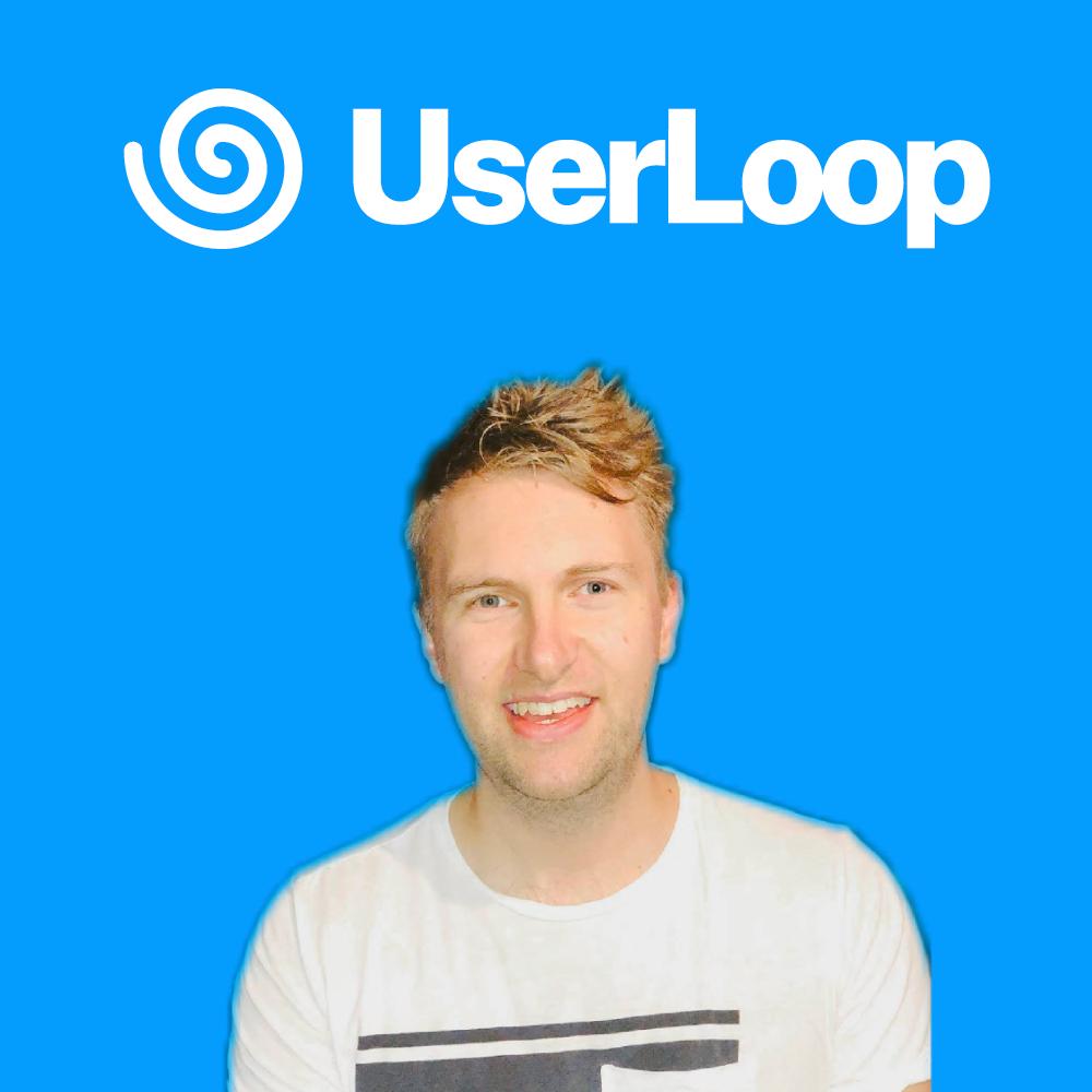 James Davenport, founder of UserLoop