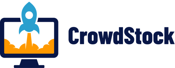 CrowdStock logo