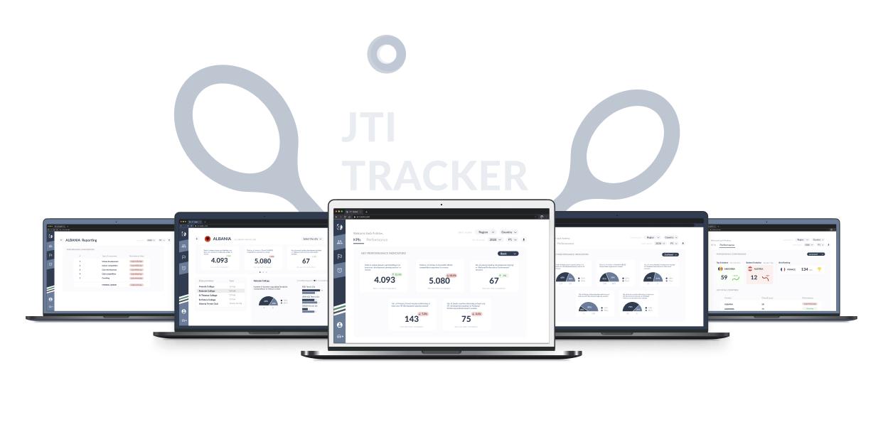 Cube ITF JTI Tracker No Code Bubble