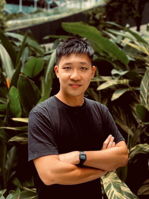 Elston Yee, founder of EasyQ