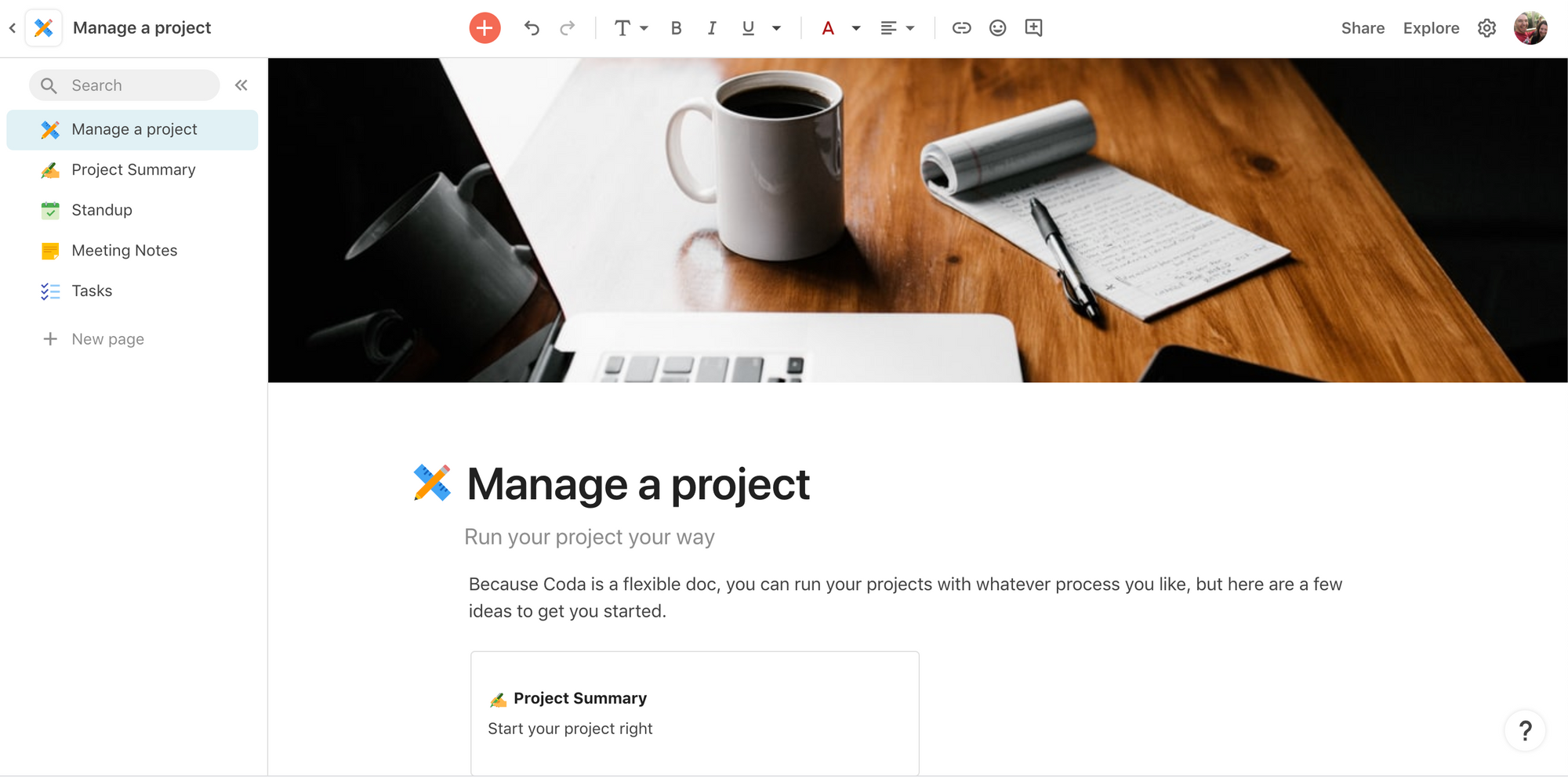 Coda Review: Improved Workflow & Docs Tool