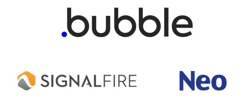 Bubble raises $6M to become the platform for building startups