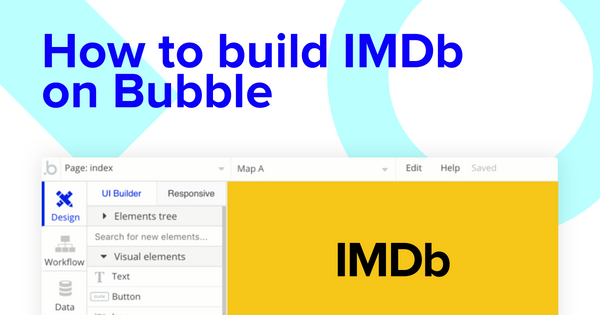 How To Build An IMDb Clone Without Code