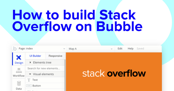 How To Build A Stack Overflow Clone Without Code