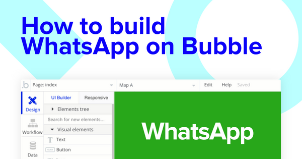 How To Build A WhatsApp Clone Without Code