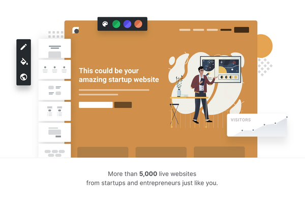 Landen Review: No-Code Website Builder