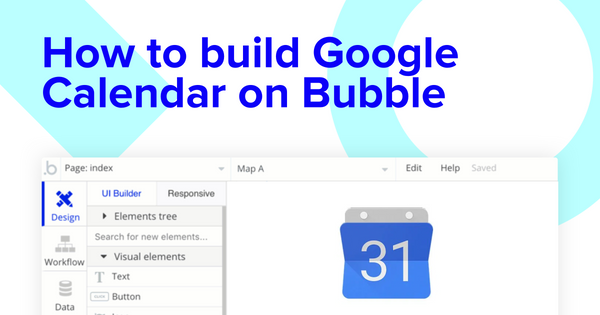 How To Build A Google Calendar Clone Without Code