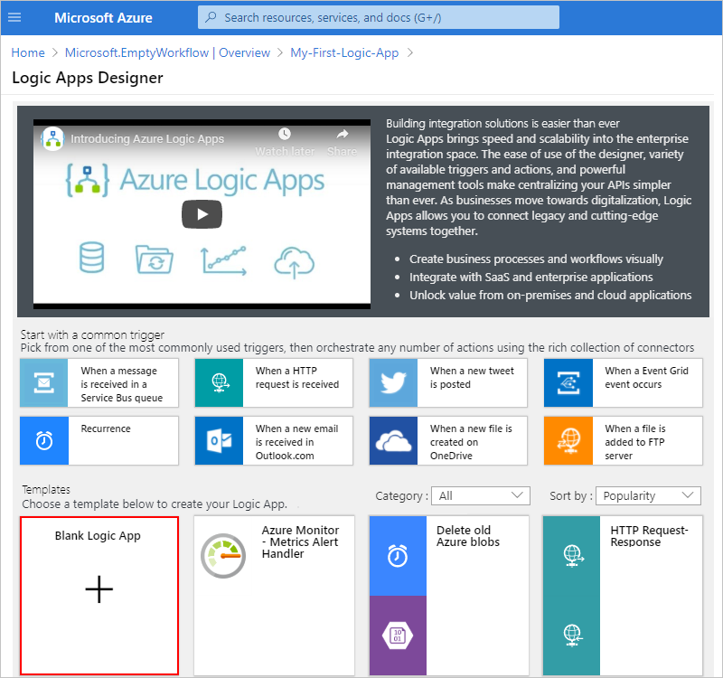 Azure Logic Apps Review: No-Code Enterprise Tools