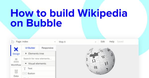 How To Build A Wikipedia Clone With No Code