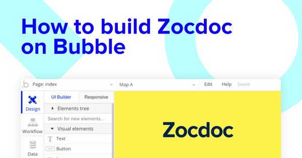 How To Build A Zocdoc Clone With No Code
