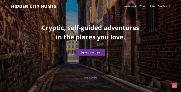 Bubble App of the Day: Hidden City Hunts