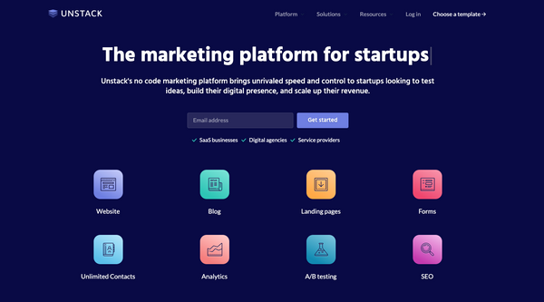 Unstack Review: No-Code Marketplace Development Platform