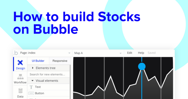 How To Build A Stock Market App With No Code