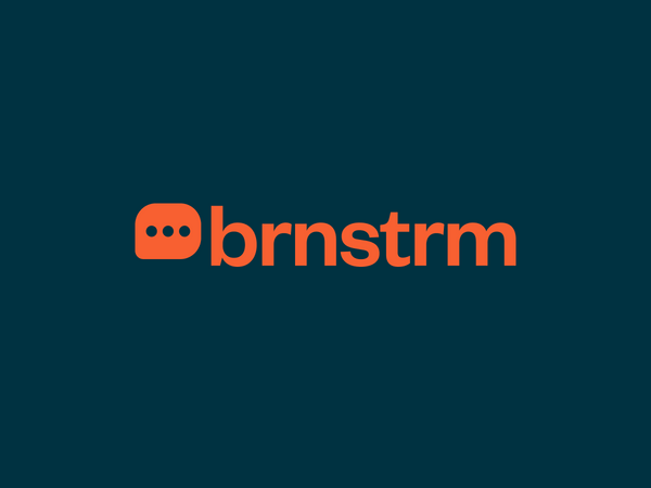 Bubble App of the Day: Brnstrm