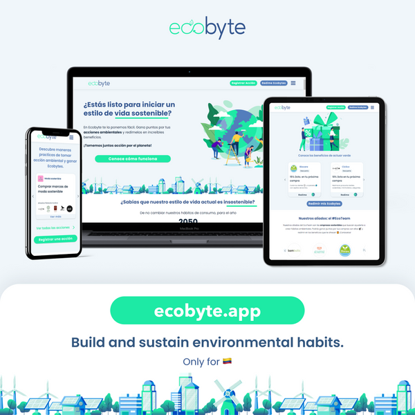 Bubble App of the Day: Ecobyte